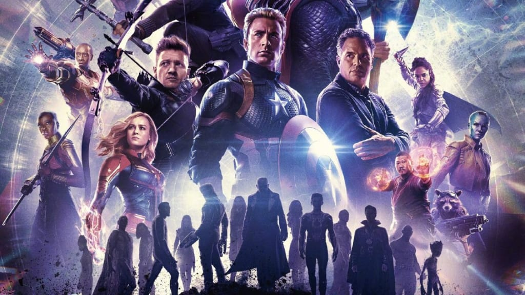 All marvel movies in order of release