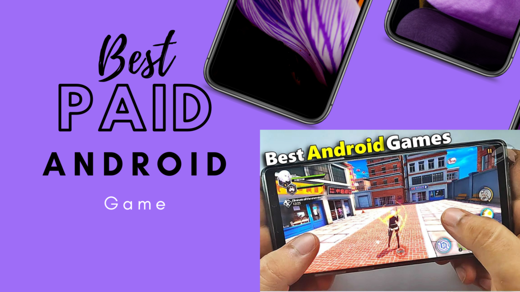 Best paid android game