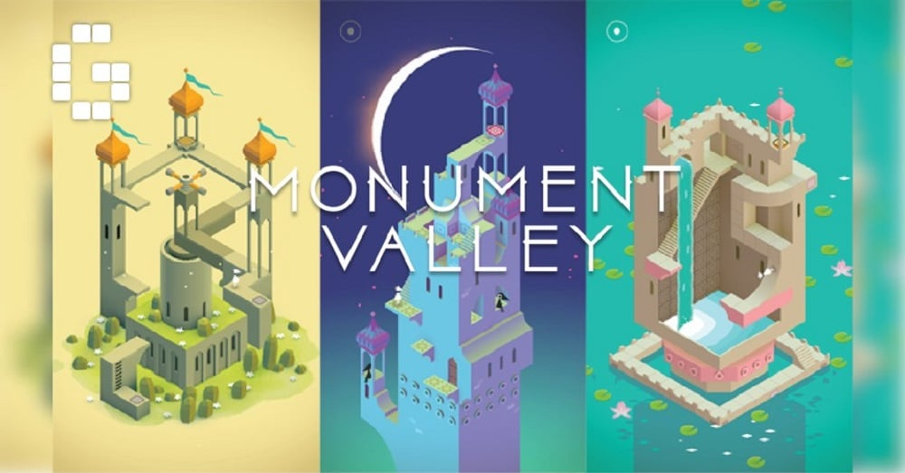 Monument Vally Best android game