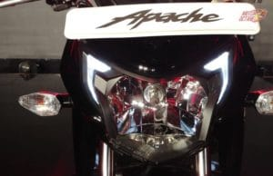 apache headlight