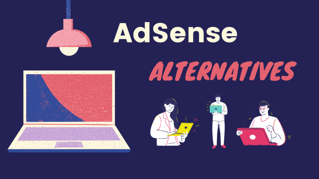 Alternatives for adsense small website with low traffic