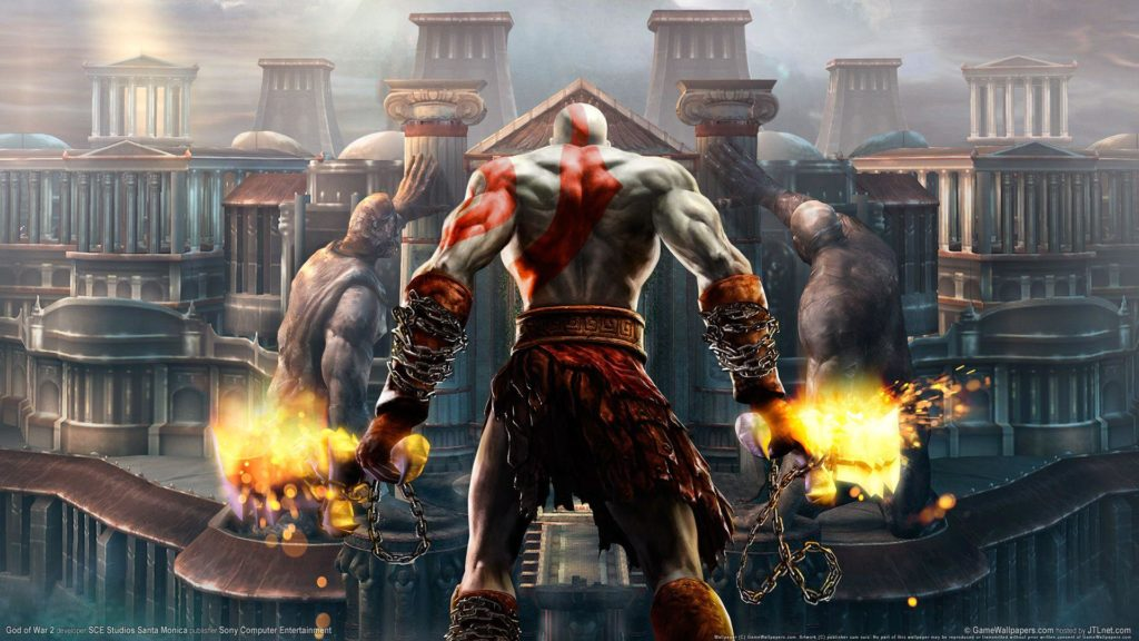 God of war compressed pc game