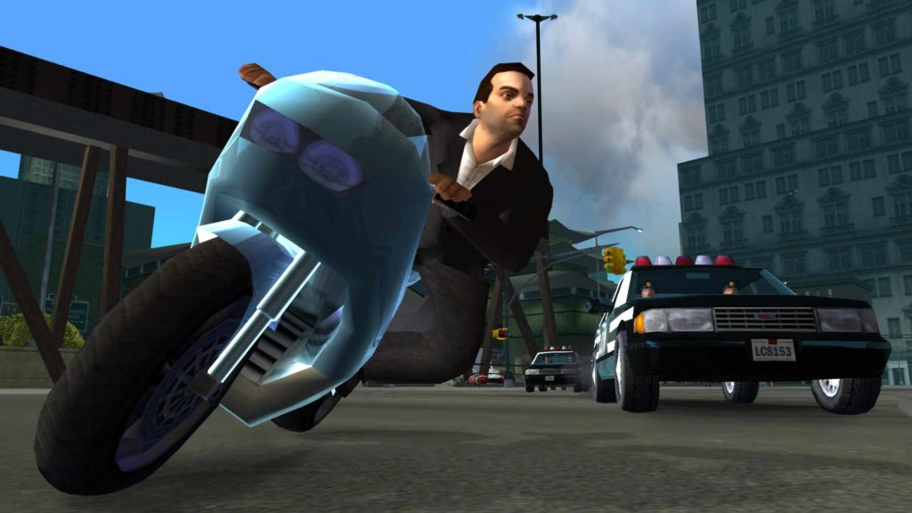 GTA liberty city free download highly compressed game