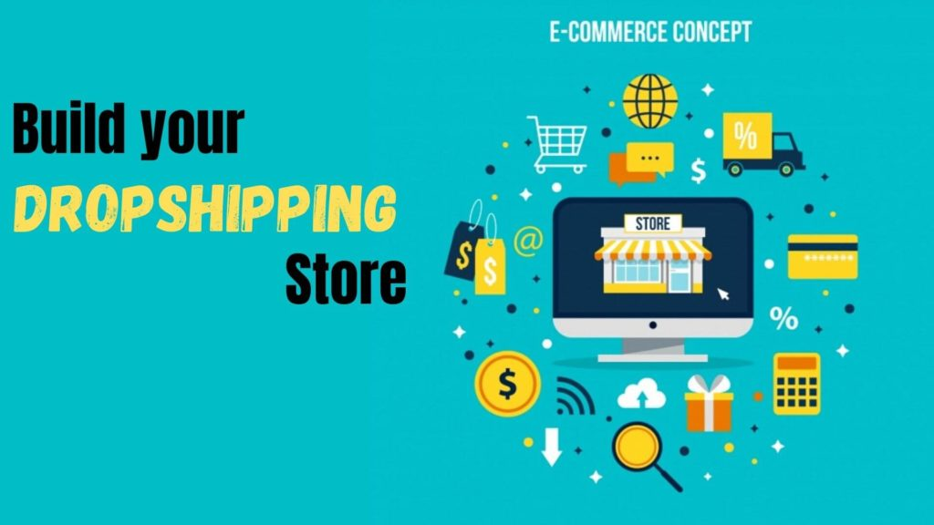 building dropshipping store