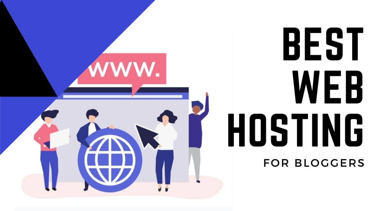 5 Best Web Hosting for Bloggers (cheap and best $0.99/Month)