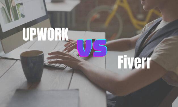 Upwork VS Fiverr For Freelancers (Beginners Guide 2021)