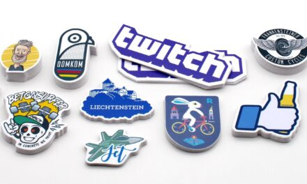 Die-cut stickers vs. Kiss-cut Stickers – Which one is better for your business promotion